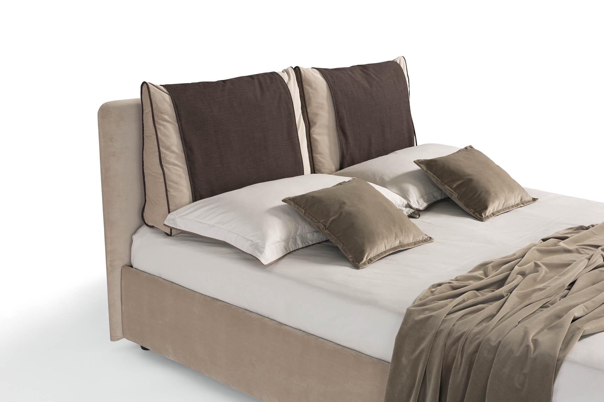 Cuscini Grandi Per Letto.0024 Rialto Novaluna Beds Letti Made In Italy Genuine